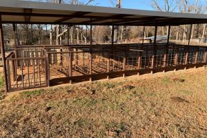 Build, Farm and Hunt 160  in Lincoln, OK (27 of 33)