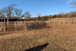 Build, Farm and Hunt 160  in Lincoln, OK (32 of 33)