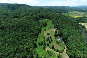 Mini Farm Pastures with Ridge Views and Waterfall - Henderson County NC