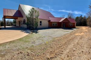 Wilderness Refuge Lodge - Lincoln County OK