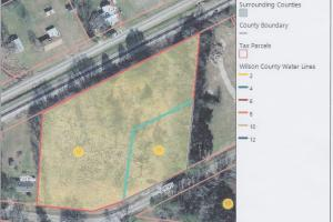 Lucama Wooded Industrial Zoned Lot in Wilson, NC (4 of 4)