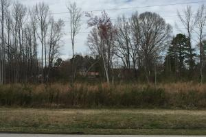 Lucama Wooded Industrial Zoned Lot - Wilson County NC