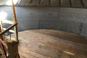 Huntsman home and pasture grain bin loft (40 of 48)