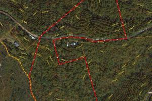 Unrestricted Woodland Acreage near Edneyville in Henderson, NC (11 of 18)