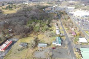 Blacksburg Commercial Acreage in Urban Development Area - Montgomery County VA