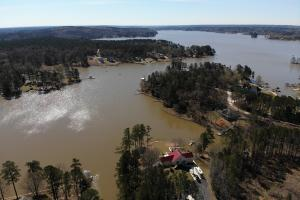 Waterfront Acreage with Docks - Kershaw County SC