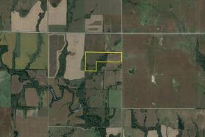 Yates Center Income Producing & Hunting Land in Woodson, KS (21 of 65)