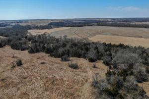 Yates Center Income Producing & Hunting Land in Woodson, KS (12 of 65)