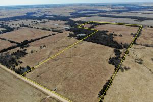 Yates Center Income Producing & Hunting Land in Woodson, KS (41 of 65)
