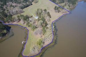 Private 30-Acre Waterfront – Over 2,200 Foot Water Frontage - Nacogdoches County TX