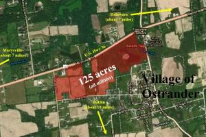 Development Land with Utilities - Delaware County, OH