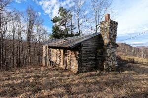 Old cabin of no contributory value (22 of 74)