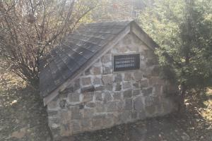 Stone house for well pump (6 of 26)