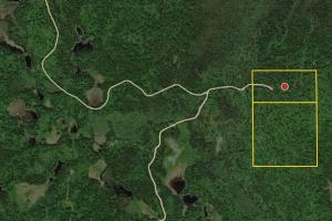 #15 60 Acres, 0 Camp 26 Rd, Hunting, Recreational Land, Finland - Lake County MN