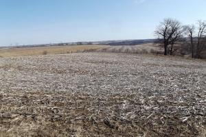 17+/- Acres Long-range views a spring, pasture and crop ground - Lafayette County WI
