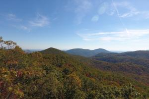 Panoramic Views from Multiple Knolls and Hardwood Forests - Buncombe County NC