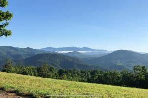 Panoramic views from unrestricted acres minutes to Asheville in Buncombe, NC (5 of 25)