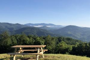 Panoramic views from unrestricted acres minutes to Asheville - Buncombe County NC