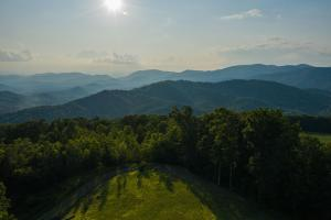 Panoramic views from unrestricted acres minutes to Asheville in Buncombe, NC (3 of 25)
