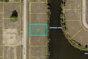 Stunning Freshwater Cape Coral lot! - Lee County FL