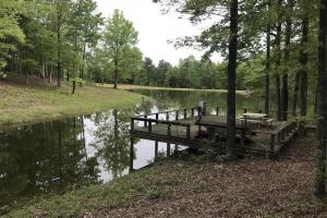 Cabin With Pond & Hardwood Between Philadelphia & Carthage - Leake County MS