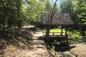 Sandstone HOA walking path Gazebo. (13 of 14)