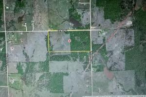 80 acre Grass and Timber  - Lincoln County OK