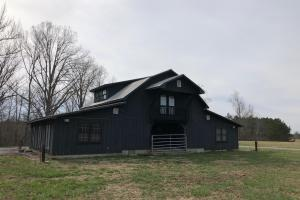 Blackburn Fork Tract with Custom Barn Home - Blount County AL