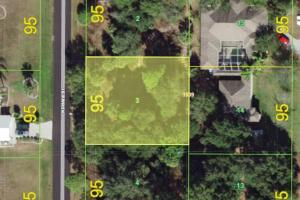 Perfect location to build your dream home or invest for the future.  - Charlotte County FL