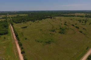 79 acre Grass and Timber  - Lincoln County OK