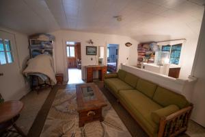 Upstairs gathering space - Secluded Mountain Cabin on 103 Acres with Pond and Creek (23 of 49)