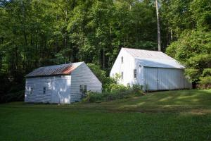 Barn and Stable built in 1989- Secluded Mountain Cabin on 103 Acres with Pond and Creek (2 of 49)