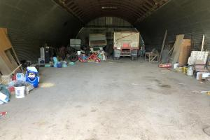 Interior of Quonset with concrete floor (55 of 66)