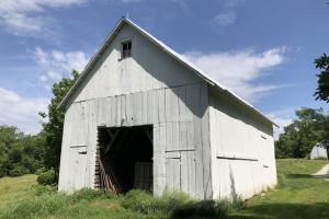 Southeast view of 27'X38' granary (62 of 66)