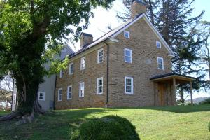 Meticulous Restoration of Stone Exterior with 2 New Stucco Additions (3 of 21)