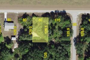 Awesome lot in Port Charlotte - Charlotte County FL