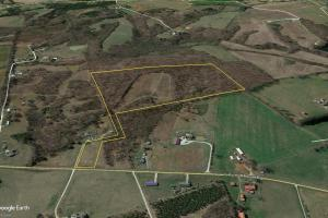 Rural Acreage with Timber and Field - Rowan County NC