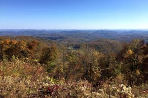 Amazing views over the Appalachian foothills  (44 of 48)