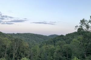 Amazing views over the Appalachian foothills  (42 of 48)