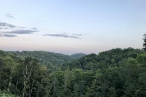 Amazing views over the Appalachian foothills  (41 of 48)