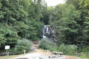 Waterfalls and picnic area located several miles from property in the POA  (22 of 48)