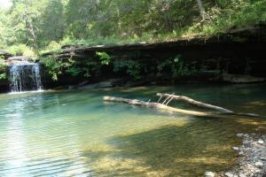 160 Acre Ozark Mountain Waterfall Hunting Tract in Stone, AR (3 of 49)