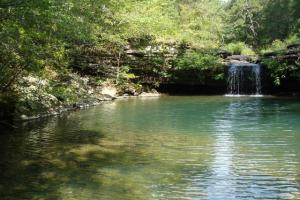 160 Acre Ozark Mountain Waterfall Hunting Tract in Stone, AR (2 of 49)