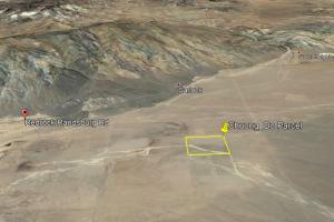 Undeveloped Rural Agricultural Vacant Land - Kern County CA