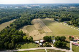 102 Acre Cattle Farm With Timber And Hunting