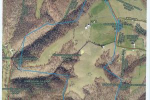 206 Acres with Pasture and Timber - Boyle County KY