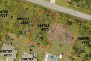 Great lot and very nice houses near by Between Sumter and Toledo Blade.