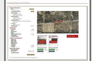 Information for assessor parcel 658-120-02-00 (9 of 11)