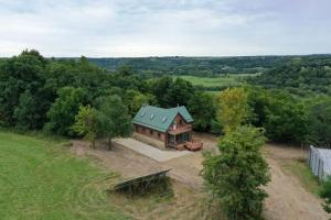 4543 Oak Rd Potosi Wisconsin , 314+/- Acres - Grant County WI