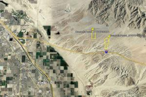 Coachella Valley Rural/Agricultural Vacant Land - Riverside County CA